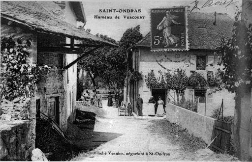 saint-ondras-hameau-de-vercourt-1908-p220-de-l-isere-les-533-communes-cliche-vernier-negociant-a-st-ondras